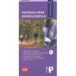 1. Wandelkaart Nationaal Park Dwingelderveld (Natuurmonumenten)