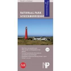 14. Fiets- en wandelkaart Nationaal Park Schiermonnikoog (Natuurmonumenten)