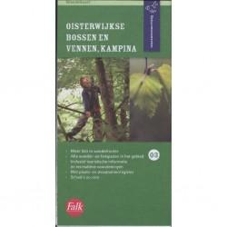 3. Wandelkaart Oisterwijkse Bossen en Vennen, Kampina (Natuurmonumenten)