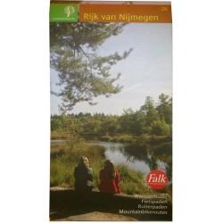 26. Wandelkaart Rijk van Nijmegen (Staatsbosbeheer)