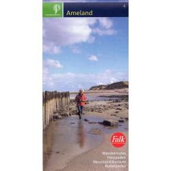4. Wandelkaart Ameland (Staatsbosbeheer)