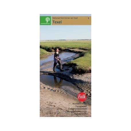 1. Wandelkaart Texel (Staatsbosbeheer)