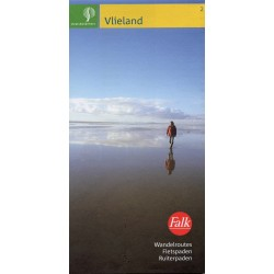 2. Wandelkaart Vlieland (Staatsbosbeheer)