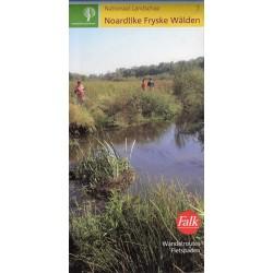 7. Wandelkaart Noardlike Fryske Wâlden (Staatsbosbeheer)