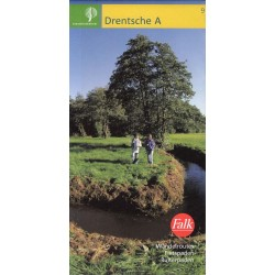 9. Wandelkaart Drentsche Aa (Staatsbosbeheer)