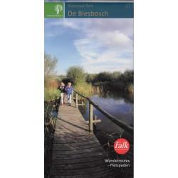 27. Wandelkaart De Biesbosch (Staatsbosbeheer)