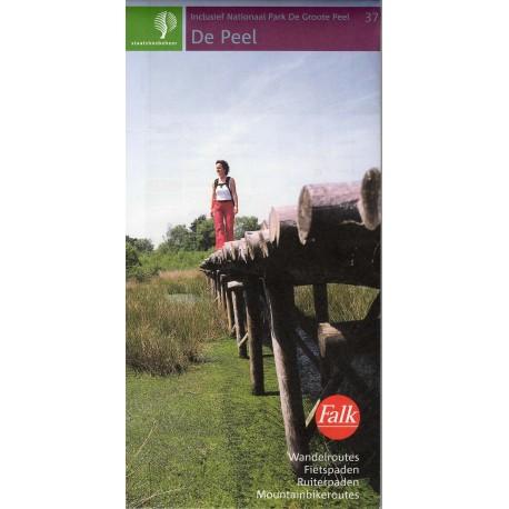 37. Wandelkaart De Peel (Staatsbosbeheer)