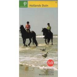 22. Wandelkaart Hollands Duin (Staatsbosbeheer)
