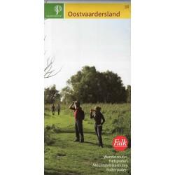 36. Wandelkaart Oostvaardersland (Staatsbosbeheer)