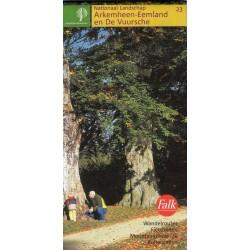 23. Wandelkaart Arkemheen-Eemland en De Vuursche (Staatsbosbeheer)