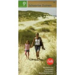 14. Wandelkaart Schoorlse Duinen (Staatsbosbeheer)