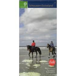 28. Wandelkaart Schouwen-Duiveland (Staatsbosbeheer)