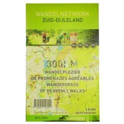Wandelkaart Zuid Dijleland