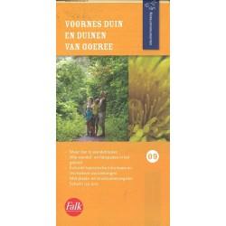 9. Wandelkaart Voornes Duin en Duinen van Goeree (Natuurmonumenten)