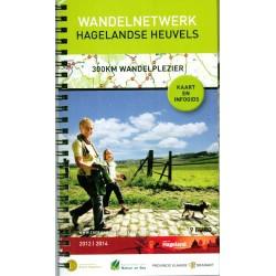 Wandelkaart Hagelandse Heuvels + gids
