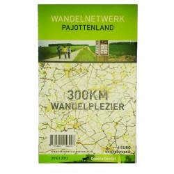 Wandelkaart Pajottenland