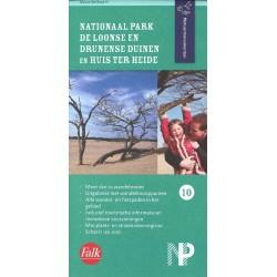 10. Wandelkaart NP De Loonse en Drunense Duinen en Huis ter Heide (Natuurmonumenten)