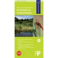 2. Kano- en wandelkaart NP Weerribben Wieden en Voorsterbos (Natuurmonumenten)