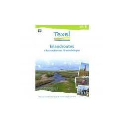 Eilandroutes Texel, 4 fietstochten en 10 wandelingen