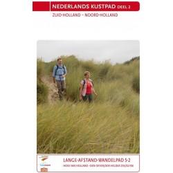 Nederlands Kustpad deel 2, Zuid- en Noord-Holland