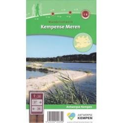 Wandelkaart Kempense Meren + wandelgids
