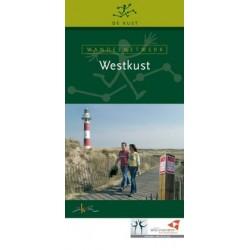 Wandelkaart wandelnetwerk Westkust