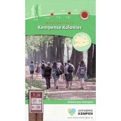 Wandelkaart Kempense Kolonies + wandelgids