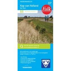 Wandelkaart Kop van Holland (Falk)