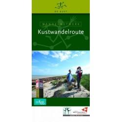 Wandelkaart Kustwandelroute