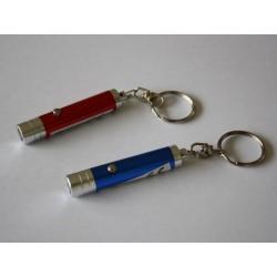 Set van 2 led sleutelhangers