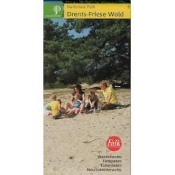 8. Wandelkaart NP Drents-Friese Wold (Staatsbosbeheer)