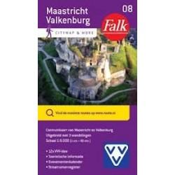 Citymap&More Maastricht Valkenburg (Falk)