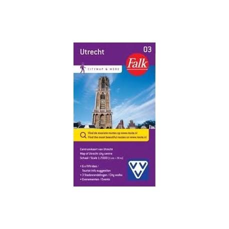 Citymap&More Utrecht (Falk)