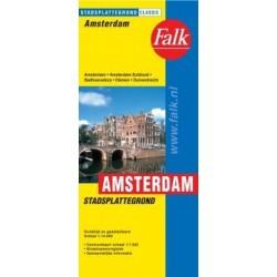 Amsterdam Stadsplattegrond