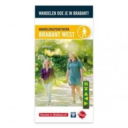 Wandelkaart Brabant West- De Baronie- Breda