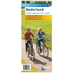 Fiets- en Wandelroutekaart Nederland (ANWB)