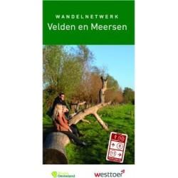 Wandelkaart Wandelnetwerk Velden en Meersen