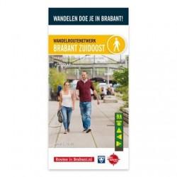 Wandelkaart Brabant Zuidoost- Eindhoven en Helmond