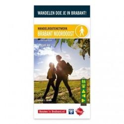 Wandelkaart Brabant Noordoost