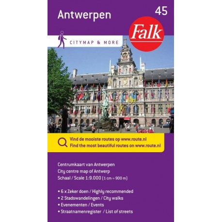 45. Citymap & More Antwerpen (Falk)