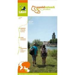 Wandelkaart Salland