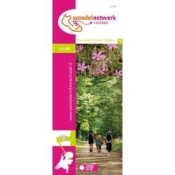 Wandelkaart Vechtdal, Ommen en Dalfsen