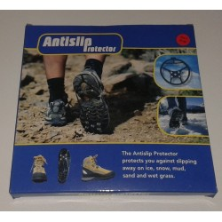 Antislip Protector voetzolen met spikes (maat 36-42)