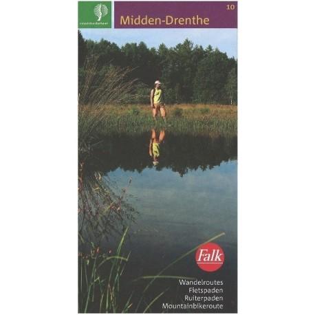10. Wandelkaart Midden-Drenthe (Staatsbosbeheer)